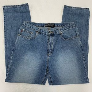 Chico's Denim. High Rise. Size 12 (chico's2)
